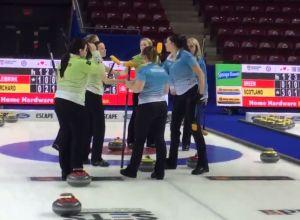 Scotland, Birchard win women's tiebreakers at Home Hardware Road to the Roar (Curling Canada)