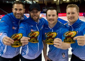 Team Morris books ticket to Ottawa with Home Hardware Road to the Roar win (Curling Canada)