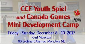 PEI Canada Games Age teams in Moncton this weekend for Youth Spiel/Mini Dev't Camp