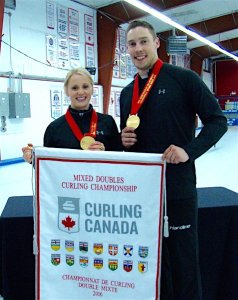 Brett Gallant to compete in Olympic Mixed Doubles trials