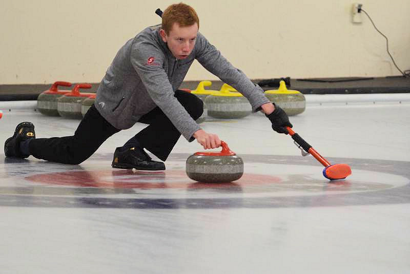 Tough day for P.E.I. rinks at Canadian junior curling ch'ships (Journal)