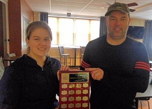 Smith/Ferguson duo wins PEI Mixed Doubles Championship (updated pictures)