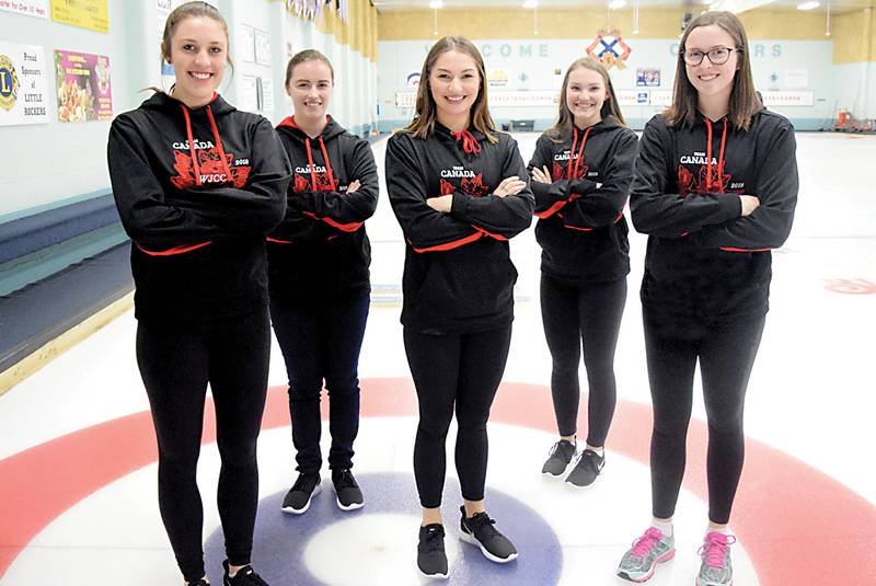 Lauren Lenentine heading to world ch'ship with Nova Scotia squad (Guardian)