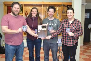 Team Newson to represent P.E.I. at Canadian mixed curling ch'ship (Journal)