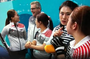 Team Korea, coached by PEI's Peter Gallant, goes for Olympic Gold this evening