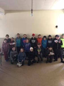 Islander Day fun day for ages 13 and under held at Crapaud