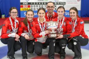 Lauren Lenentine joining World Champion Jones rink next season, Kristie Rogers to curl in NL