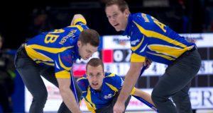 Team Alberta to face Team Canada in Tim Hortons Brier final (Curling Canada)