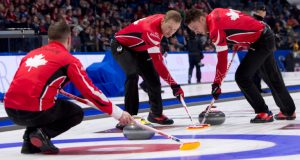 Perfect skip leads Team Canada into Tim Hortons Brier final (Curling Canada)
