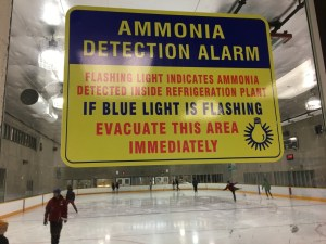 Ammonia and Freon safety training held for P.E.I. rink operators (CBC PEI)