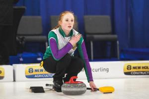 PEI loses close games to tough teams at Canadian U18 Ch'ships on Tues. (Curling Canada)