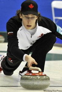 Watch the Gold Medal Game where it all started for Brett Gallant - the Ch'town Curling Complex