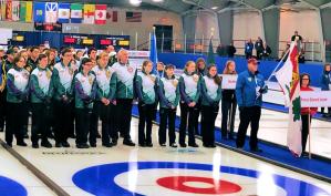 PEI teams split openers at U18 nationals in St. Andrews NB #U18CC2018