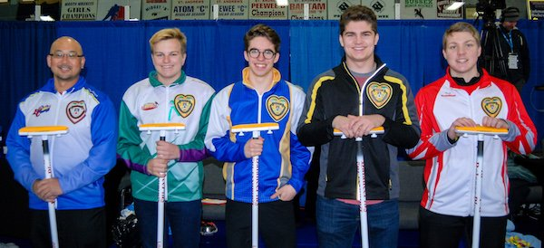 Team Schut lead Colin MacKenzie wins a Fairplay Award at Canadian U18 (updated)