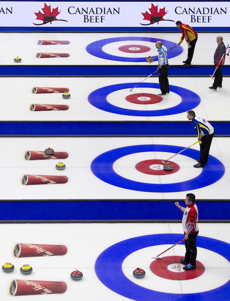 Curl PEI 5-Rock Rule Discussion @ Charlottetown Curling Complex