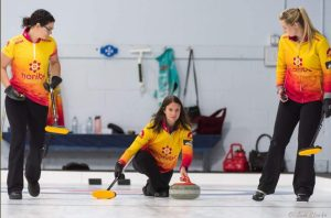 Suzanne Birt team advances to this morning's quarter-finals at Windsor Cashspiel