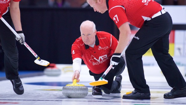 Glenn Howard: 5-rock rule 'natural progression' for curling (Grand Slam of Curling)