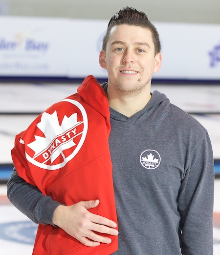 bd1869f6 Dynasty Apparel named Official Uniform Partner of Curling Canada, seeking  input from PEI (Curling Canada)