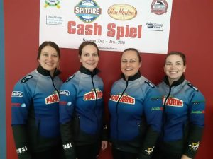 Sylvie Robichaud rink beats Suzanne Birt team to win Windsor NS cashspiel final