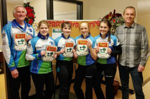 Ferguson team wins girl's PEI Finals deciding game to join Team Schut at the 2019 Canada Games