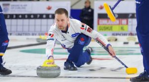 Brad Gushue (whose team includes PEI's Brett Gallant) geared up for home-province GSOC National (GSOC)