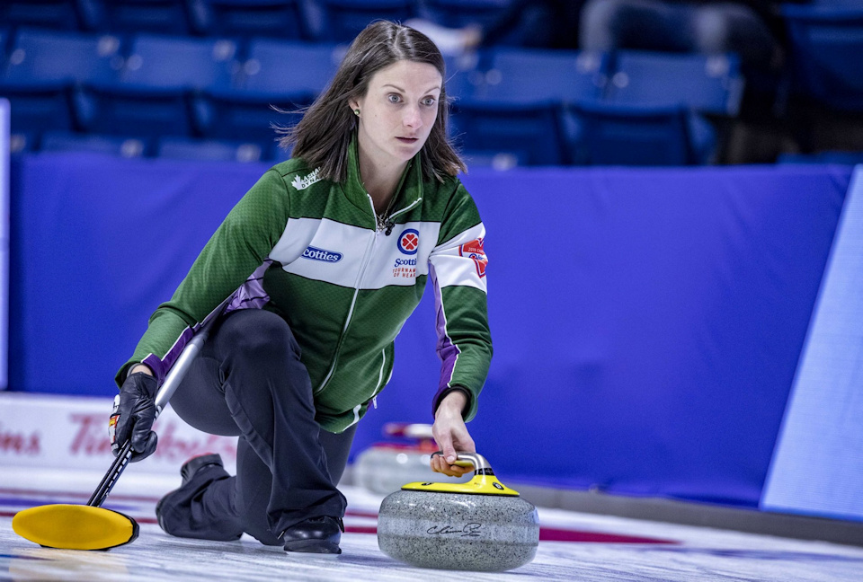 Birt cruises to opening win over NL, Jones struggles but wins first game at Scotties (Curling Canada)