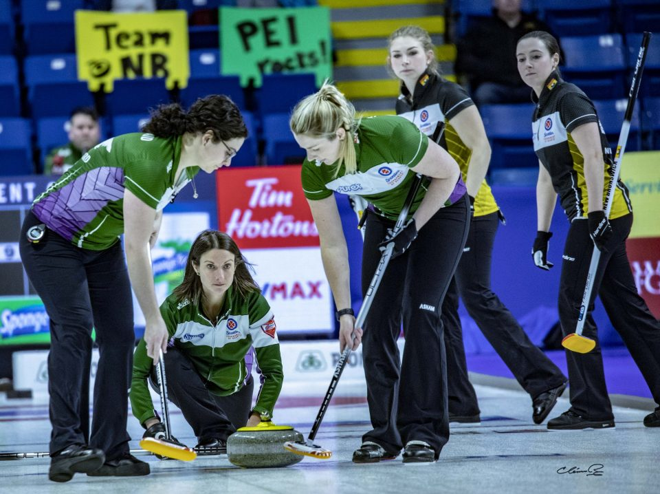 Wednesday morning Scotties game between Team Birt and Team Galusha to be TSN feature game