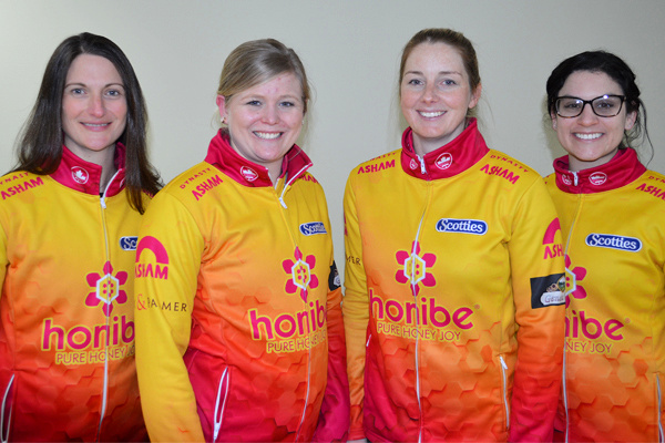 Team PEI at the Scotties: Team Biographies