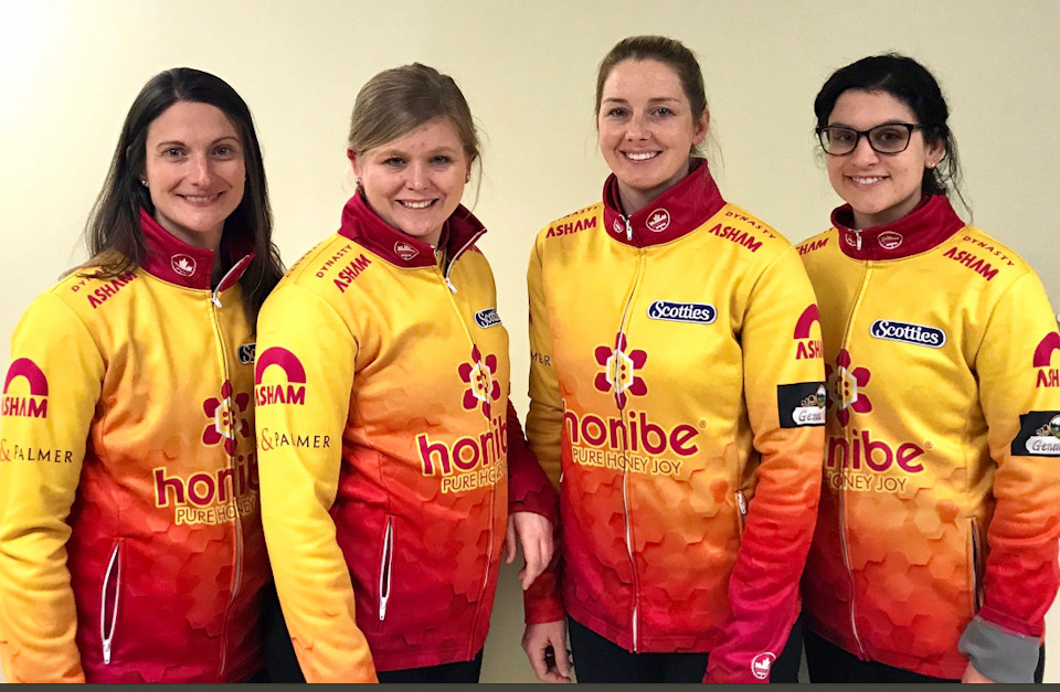 Preview on Team Birt at the Scotties in Saturday's Journal Pioneer