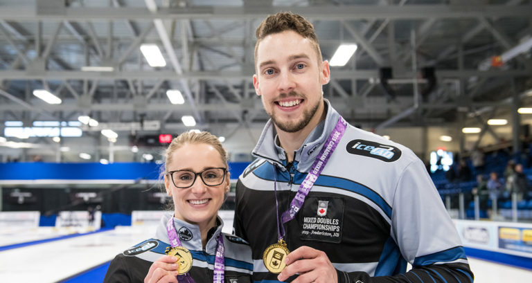 Peterman/Gallant win their second Canadian Mixed Doubles championship title (Curling Canada)