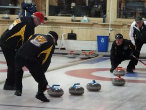 Maritime Masters Curling Ch'ships @ Cornwall Curling Club