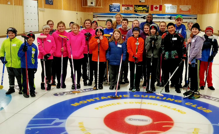 Montague Junior Registration @ Montague Curling Rink