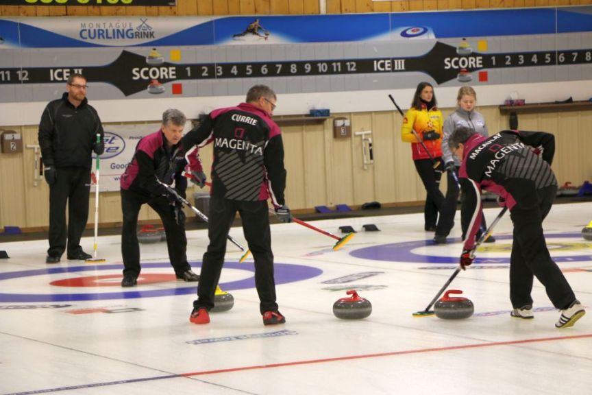 "Photo Gallery from Tankard and Scotties Draw 6 (Includes ""A"" Finals)"
