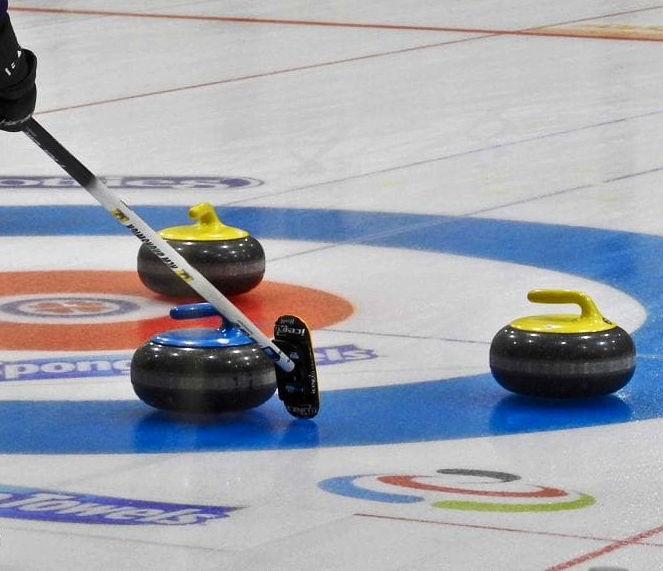 Monctonian Challenge Men's Division @ Curl Moncton