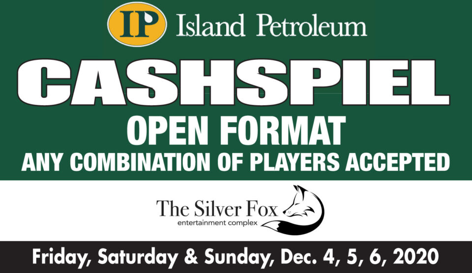 Annual Island Petroleum Cashspiel in S'side @ Silver Fox Curling and Yacht Entertainment Complex