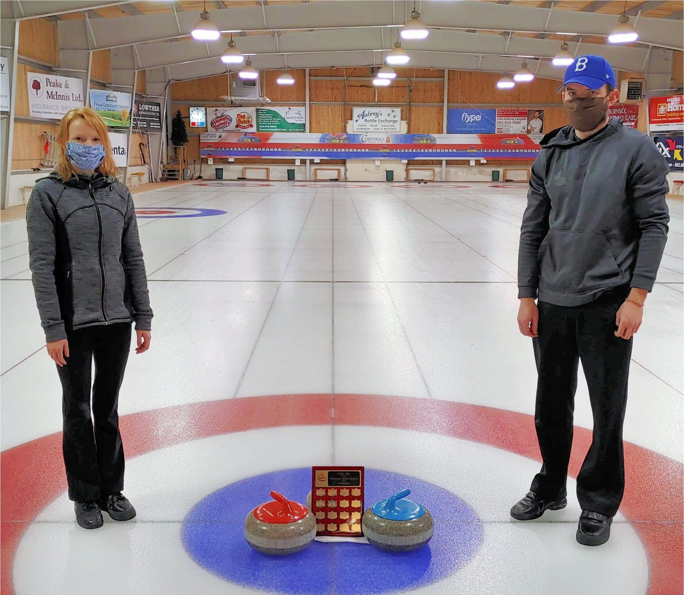 PEI Mixed Doubles Ch'ship @ Cornwall Curling Club