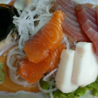 Cheap and Fresh Sashimi in Taiwan