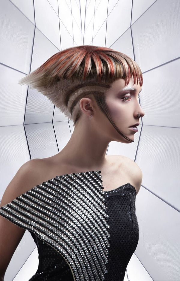 30 Ideas De Color Para El Cabello Peinados