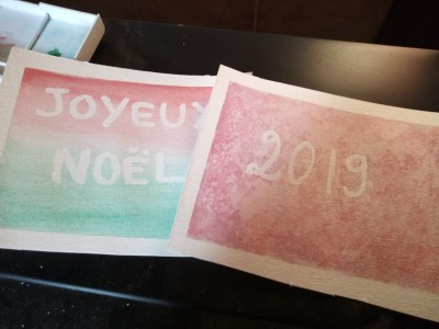 message de bonne année au drawing gum