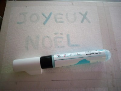 message de joyeux noel au drawing gum