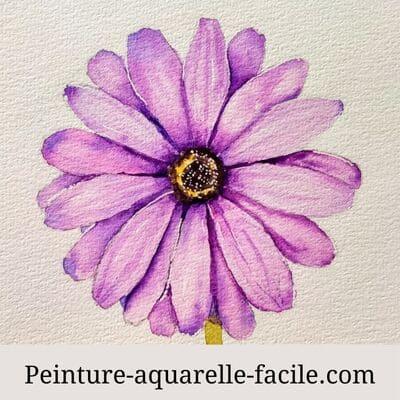 Astuces dessin : utiliser un compas pour dessiner une fleur ronde
