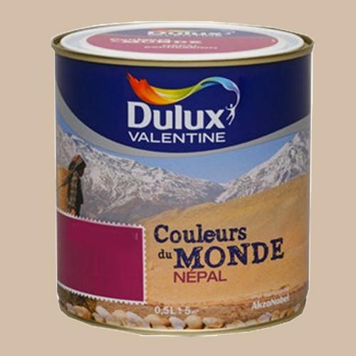 Peinture DULUX VALENTINE Couleurs Du Monde Npal Moyen Pas