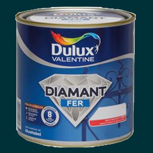 Peinture DULUX VALENTINE Diamant Fer Vert Patrick Brillant