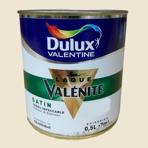 DULUX VALENTINE Laque Valnite Satin Zphyr Divoire Pas