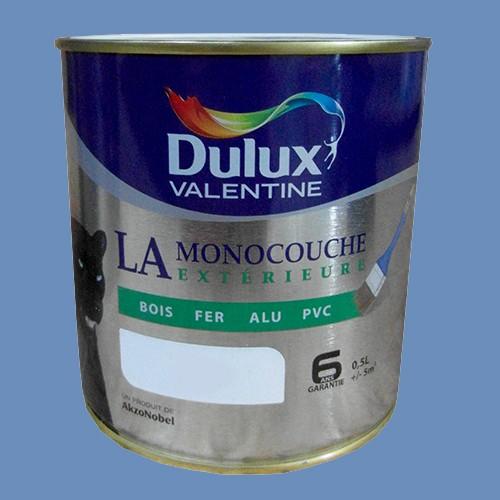 DULUX VALENTINE La Monocouche Extrieure Bleu Provence Pas