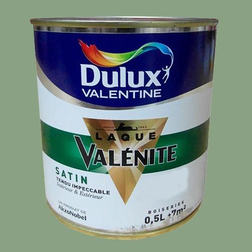 DULUX VALENTINE Laque Valnite Satin Coquille Doeuf Pas