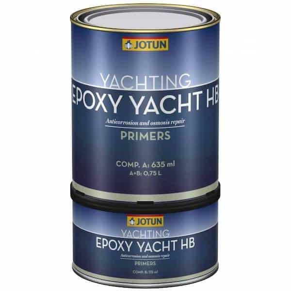 Jotun Yachting EPOXY YACHT HB - Primaire pour bateau