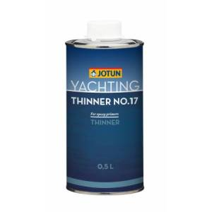 Jotun Yachting THINNER NO.17 pour primaires Epoxy