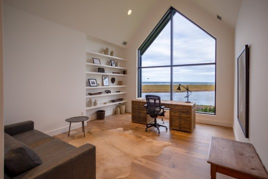 Office with sleeper sofa