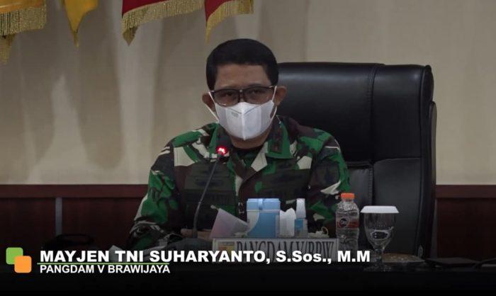 Mayjen TNI Suharyanto